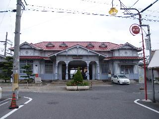 南海電鉄浜寺公園駅